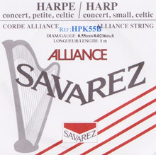 Savarez Alliance KF Composite String - HPK55 Black