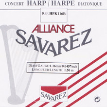 Savarez Alliance KF Composite String - HPK116 Black