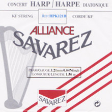 Savarez Alliance KF Composite String - HPK121 Black