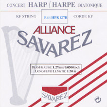 HPK127 Black - Savarez Alliance KF Composite String