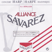 Savarez Alliance KF Composite String - HPK132 Red