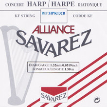Savarez Alliance KF Composite String - HPK132 Black