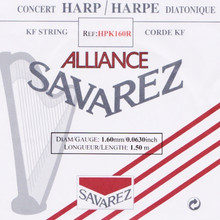 HPK160 Red - Savarez Alliance KF Composite String
