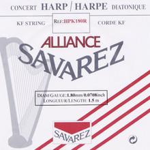 Savarez Alliance KF Composite String - HPK180 Red
