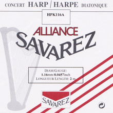 Savarez Alliance KF Composite String - HPK116A (2 meter)