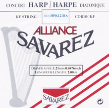 Savarez Alliance KF Composite String - HPK121BA Black (2 meter)