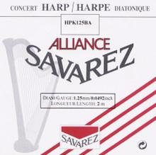 Savarez Alliance KF Composite String - HPK125BA Black (2 meter)