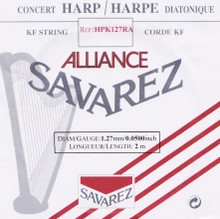 Savarez Alliance KF Composite String - HPK127RA Red (2 meter)