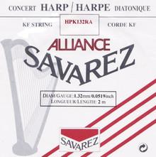 Savarez Alliance KF Composite String - HPK132RA Red (2 meter)