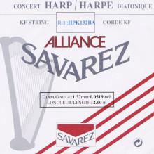 Savarez Alliance KF Composite String - HPK132BA Black (2 meter)