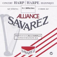 Savarez Alliance KF Composite String - HPK136A (2 meter)