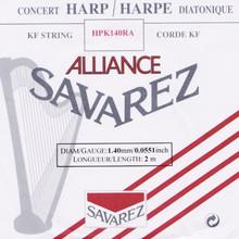 Savarez Alliance KF Composite String - HPK140RA Red (2 meter)