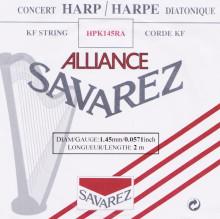 Savarez Alliance KF Composite String - HPK145RA Red (2 meter)