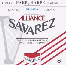 Savarez Alliance KF Composite String - HPK145BA Black (2 meter)