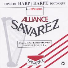 Savarez Alliance KF Composite String - HPK160RA Red (2 meter)
