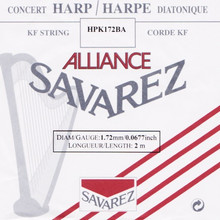 Savarez Alliance KF Composite String - HPK172BA Black (2 meter)