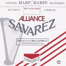 Savarez Alliance KF Composite String - HPK180RA Red (2 meter)