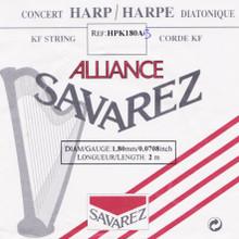 Savarez Alliance KF Composite String - HPK180BA Black (2 meter)
