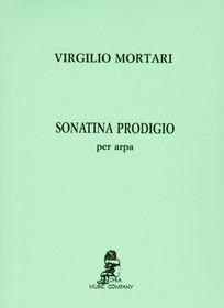 Mortari: Sonatina Prodigio (Harp Part)