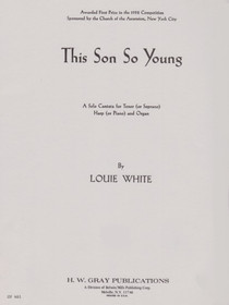 White: This Son So Young for Tenor/Soprano & Harp/Piano & Organ