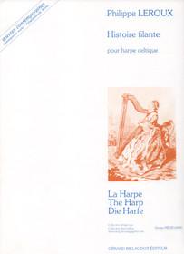 Leroux: Historie Filante (Celtic Harp) for Harp Solo