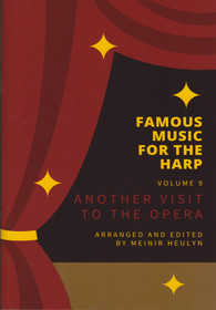 Heulyn: Famous Music for the Harp, vol. 9 - Another Visit to the Opera