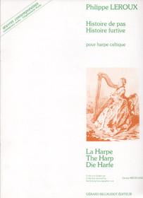 Leroux: Historie de Pas (Celtic Harp) for Harp Solo