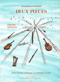 Damase: Deux Pieces (Two pieces for Pedal or Lever Harp)