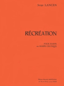 Lancen: Recreation for Lever or Pedal Harp