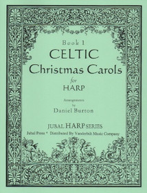 Burton: Celtic Christmas Carols, Book 1 (Digital Download)