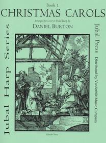 Burton: Christmas Carols for Lever or Pedal Harp, Book 1 (Digital Download)