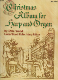 Wood, Christmas Album (Harp Part and Score)