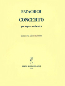 Patachich, Concerto (Piano Reduction)