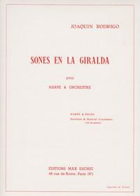 Rodrigo: Sones en la Giralda (Piano reduction)