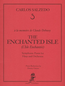 Salzedo, The Enchanted Isle (Piano Reduction)
