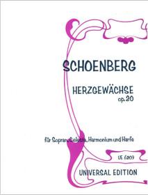 Schoenberg: Herzgewachse Op. 20