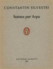 Silvestri: Sonata per Arpa