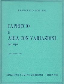 Pollini: Capriccio e Aria con Variazioni