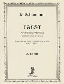Schumann/Samm, Faust