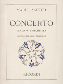 Zafred, Concerto (piano red.)