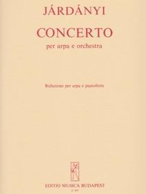 Jardanyi, Concerto (piano reduction)