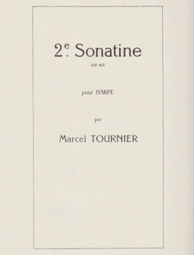 Tournier: Second Sonatine Op. 45