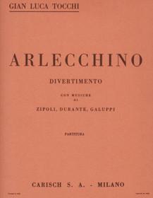 Tocchi: Arlecchino **SHOPWORN**