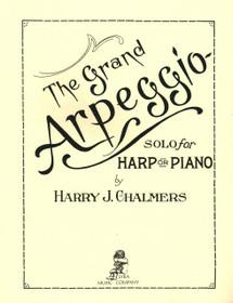 Chalmers: The Grand Arpeggio - Solo for Harp and Piano