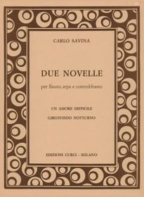 Savina: Due Novelle