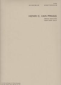 Van Praag, Arphia-Sonatine