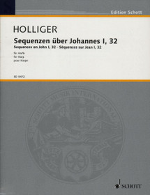 Holliger: Sequenzen uber Johannes I, 32