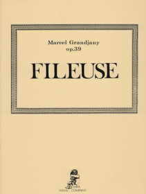 Grandjany, Fileuse Op. 39