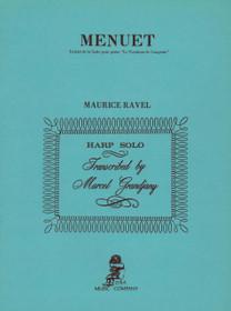Ravel/Grandjany: Menuet (Extrait de la Suite pour piano 'Le Tombeau de Couperin')