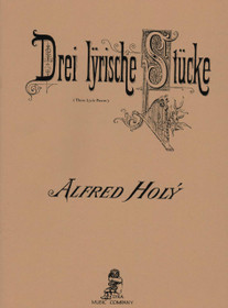 Holy: Drei lyrische Stucke (Three Lyric Pieces)